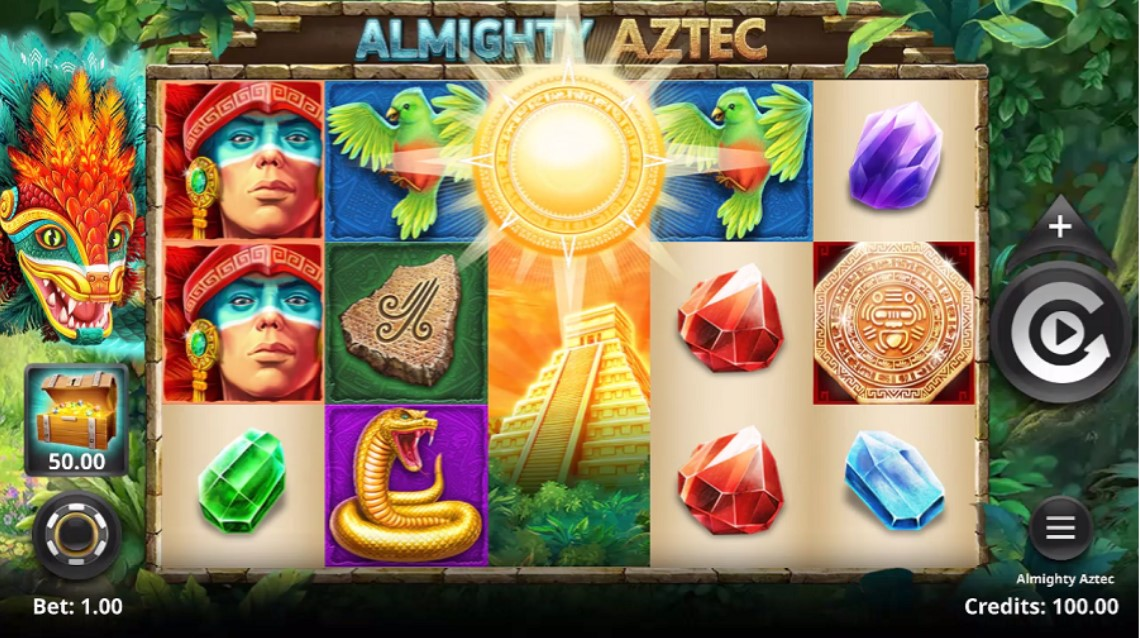 Almighty Aztec  demo