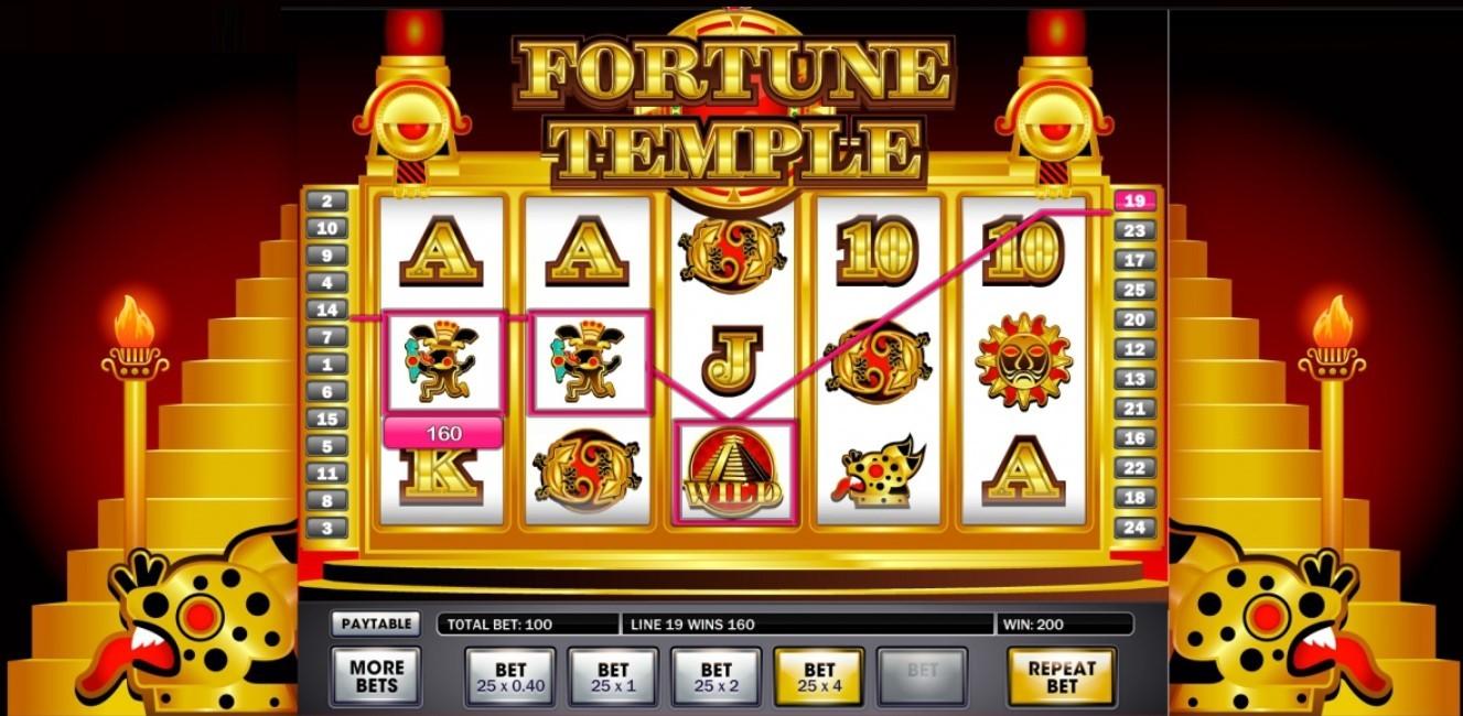 Fortune Temple demo