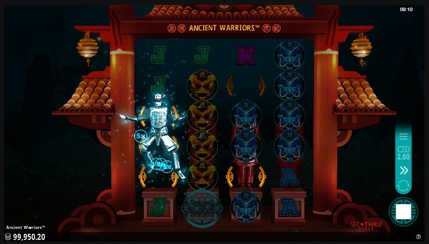 Ancient Warriors  demo