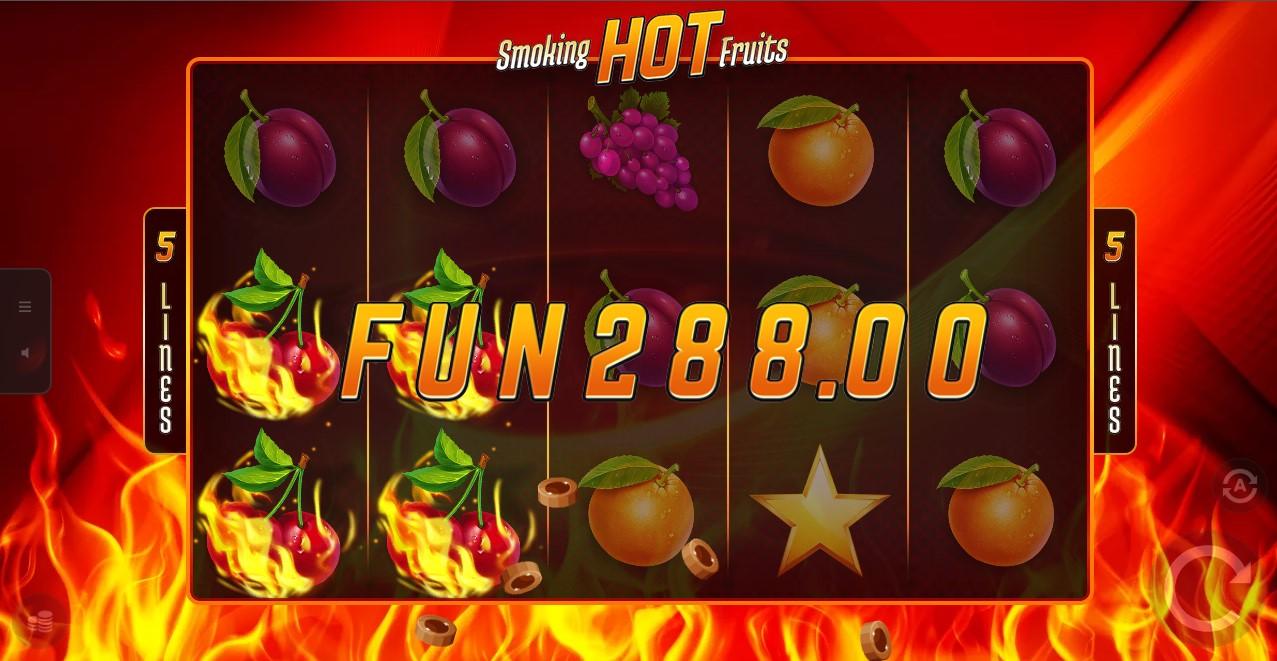 Smoking Hot Fruits  demo