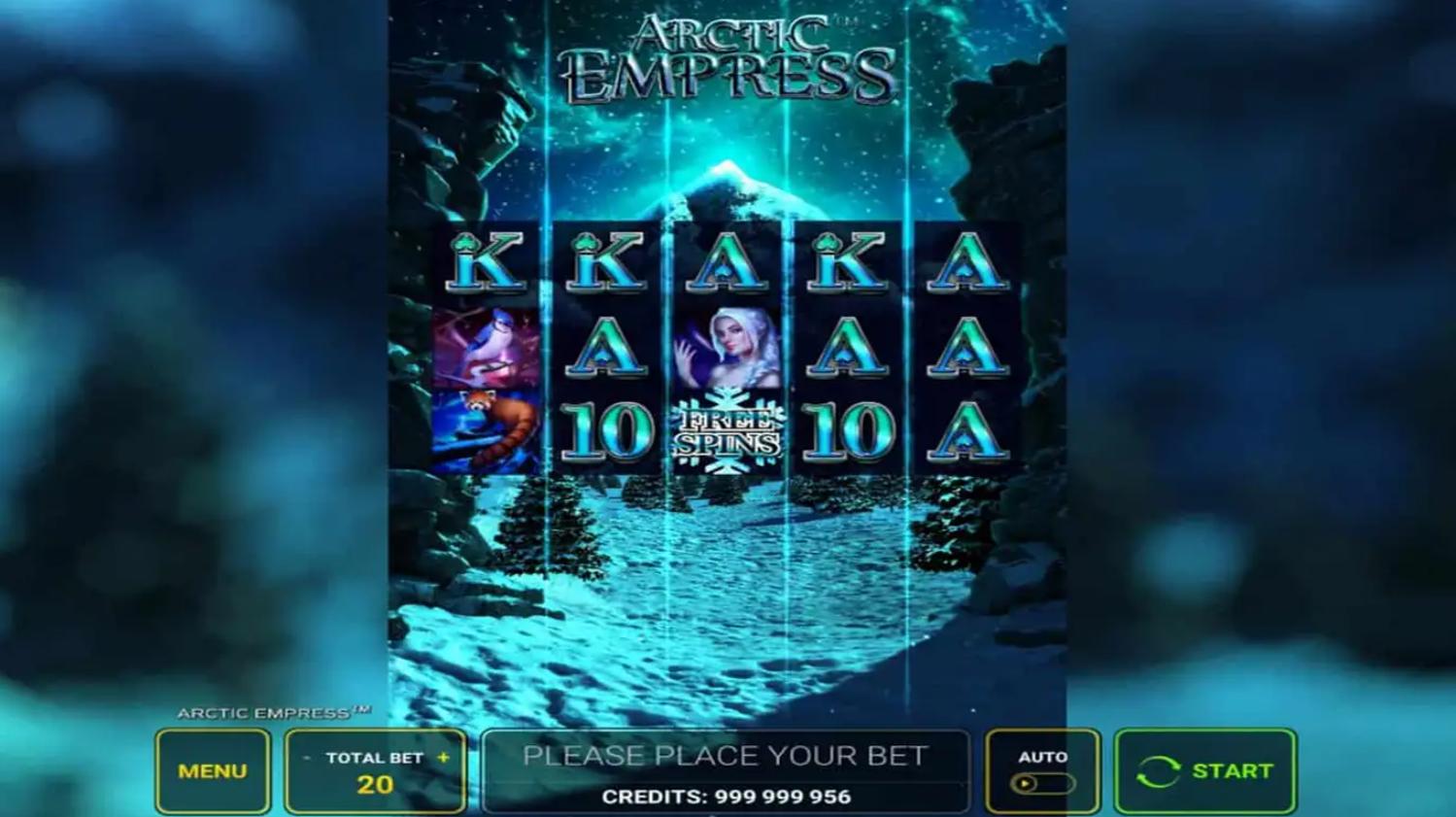 Arctic Empress demo