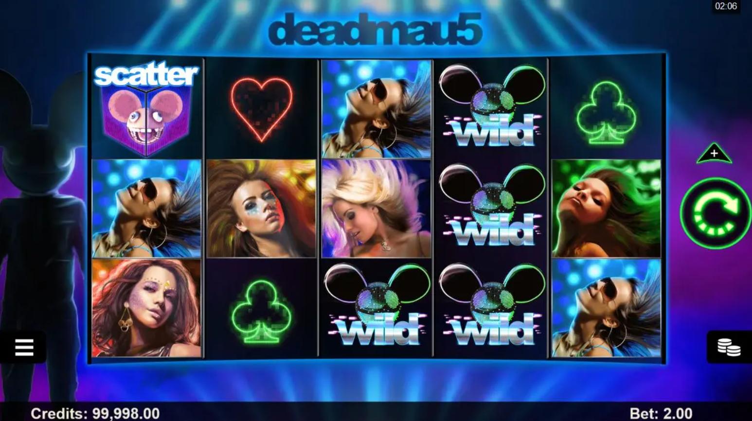 deadmau5 demo