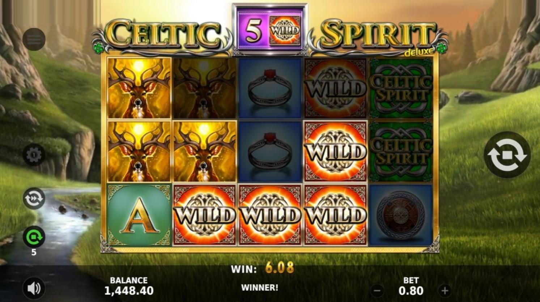 Celtic Spirit Deluxe demo