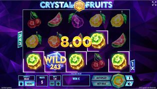 243 Crystal Fruits Reversed  demo