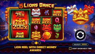 5 Lions Dance  demo