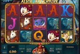 Alice Adventure Slot
