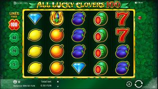 All Lucky Clovers demo