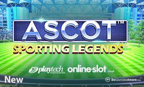 Ascot Sporting Legends  Slot