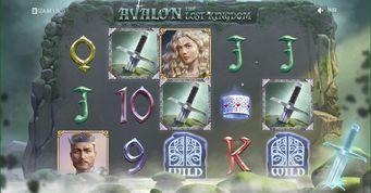 Avalon The Lost Kingdom  demo