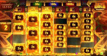 Aztec Gold: Extra Gold Megaways  demo