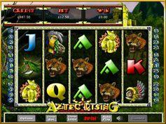 Aztec Rising Challenge Edition Slot