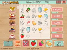 Baking Bonanza demo