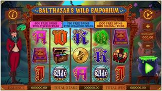 Balthazar's Wild Emporium demo
