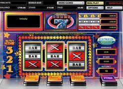 Bar X Magic 7 Slot
