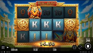 Beat the Beast Griffin's Gold  Slot
