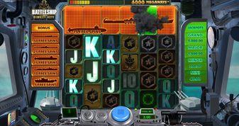 Battleship Direct Hit  Slot