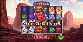 Big Buffalo Slot