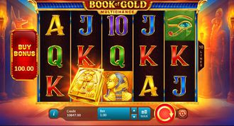 Book of Gold Multichance  demo