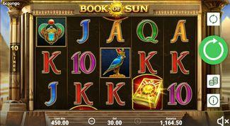 Book of Sun Slot