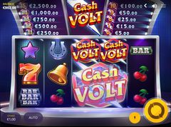 Cash Volt  demo