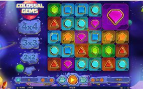 Colossal Gems Slot