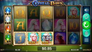 Crystal Dawn Slot