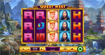 Quest West Slot