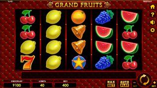 Grand Fruits demo