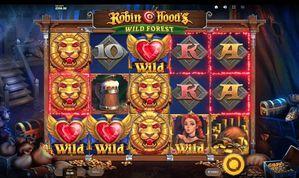 Robin Hood's Wild Forest demo