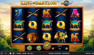 King of Babylon demo
