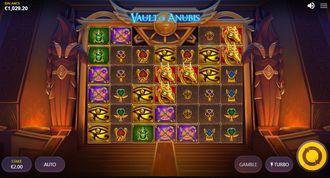Vault of Anubis demo