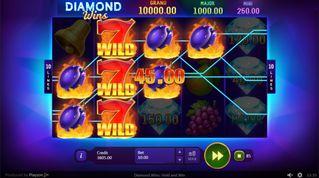 Diamond Wins  Slot