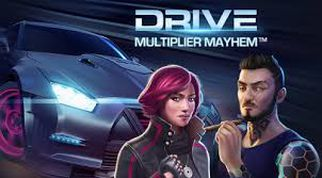 Drive Multiplier Mayhem demo