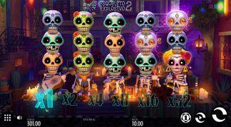 Esqueleto Explosivo 2 demo