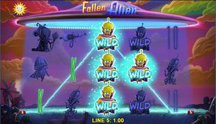 Fallen Alien Slot