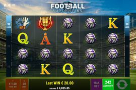 Football Super Spins  demo