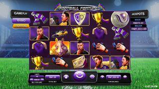 Football Fortunes demo