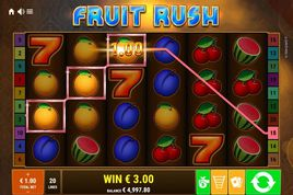 Fruit Rush demo
