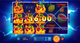 Fruit Xtreme  demo