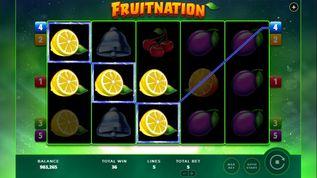 Fruitnation  demo