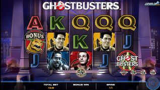 Ghostbusters Plus  demo