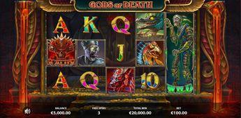 Gods of Death  demo
