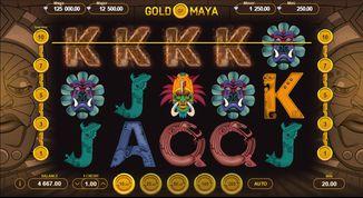 Gold of Maya Slot