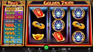 Golden Tiger Slot