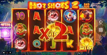 Hot Shots 2 demo