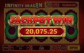 Infinity Dragon  Slot