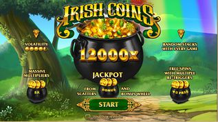 Irish Coins demo