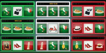 Italia 3x3 Slot