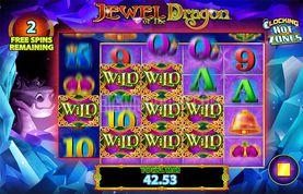 Jewel of the Dragon Slot demo