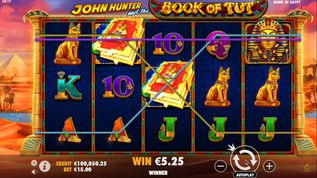 John Hunter and the Book of Tut demo